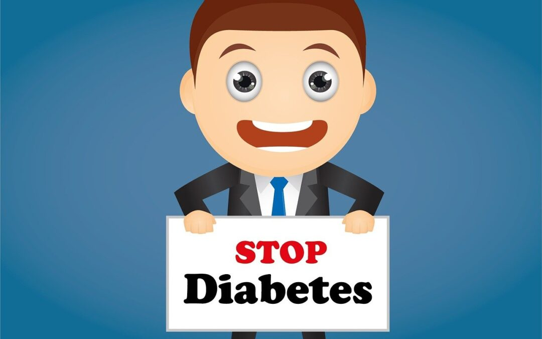 Join me on my mission to STOP DIABETES!